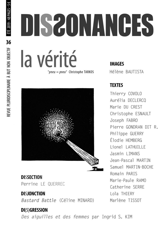 dissonances 35 illustration